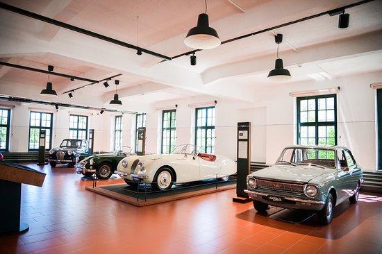 Emil Frey Classics -  Classic Car Museum