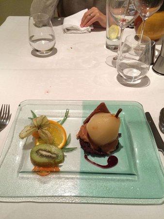 Sablet, Francia: Dessert