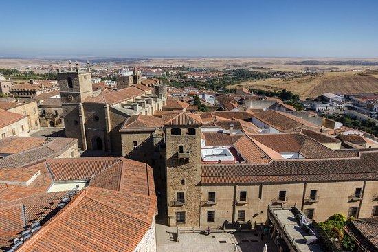 Province of Caceres, Espagne : Vistas desde la torre