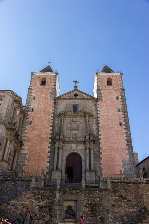 Province of Caceres, Spain: fachada