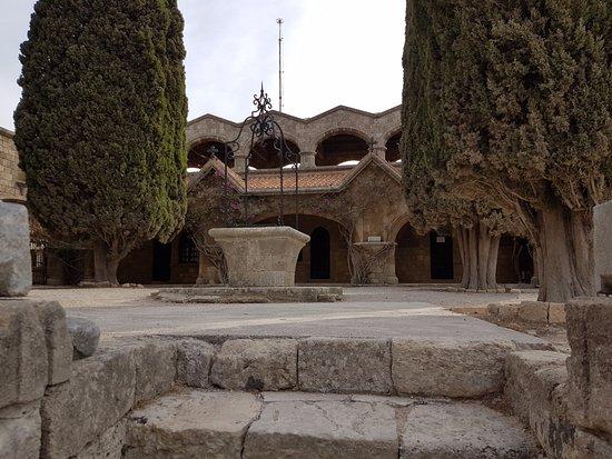 Filerimos, Grecia: Monastery