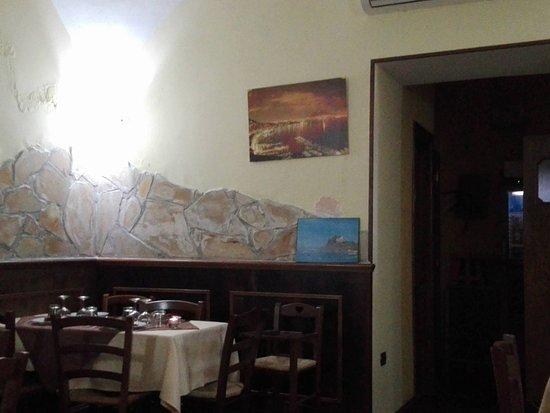Baia, Италия: Sala