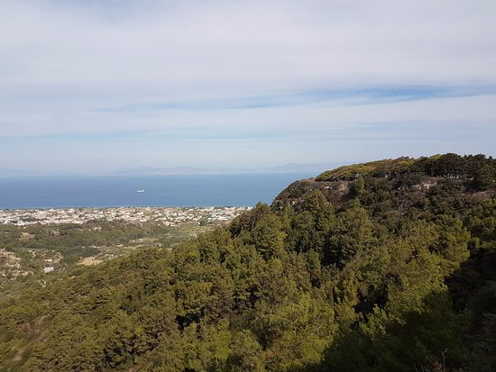 Filerimos, Grecia: Church views
