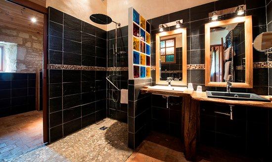 Suite Luxe avec jacuzzi/ balnéo 2 places privatif - Photo de Le ...