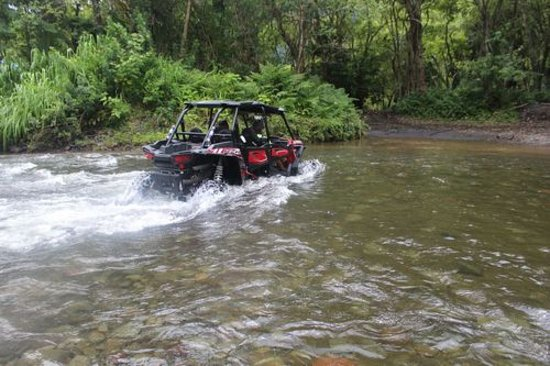Honokaa, Havai: Polaris RZR ATV's