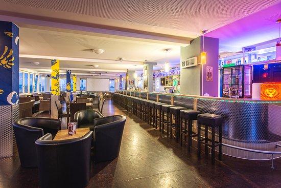 A&O Hamburg City: Bar