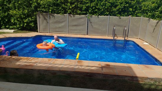 Мурсия, Испания: Fun in the pool