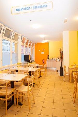 A&O Köln Dom: Breakfast