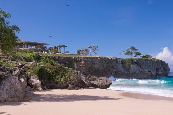Amanera Casa Grande View from Playa Grande Beach