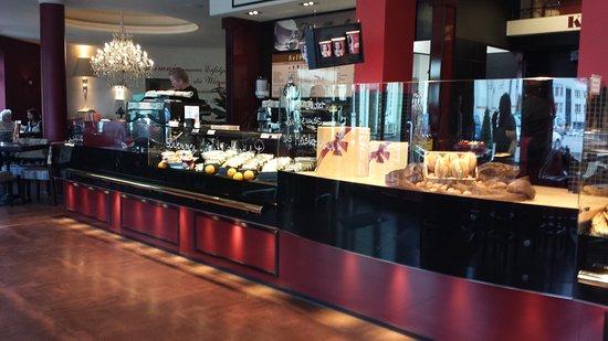 Neustrelitz, Niemcy: Cafe Kowalewski