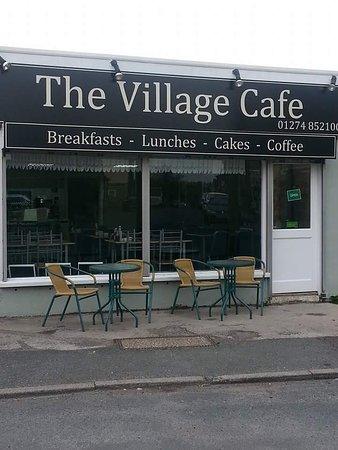 Cleckheaton, UK: The Village Cafe