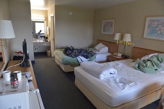 ซีบริง, ฟลอริด้า: Vores værelse
