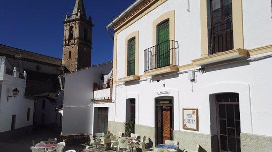 imagen Pena Cultural Flamenca La Plazita en Alájar