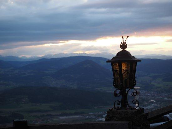 Kärnten, Österreich: View from Gipfelhaus! Breathtaking!
