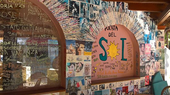 Puerta del sol ipsos omd men om restauranger tripadvisor for Av puerta del sol