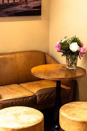 Winchelsea, UK: Relaxing lounge