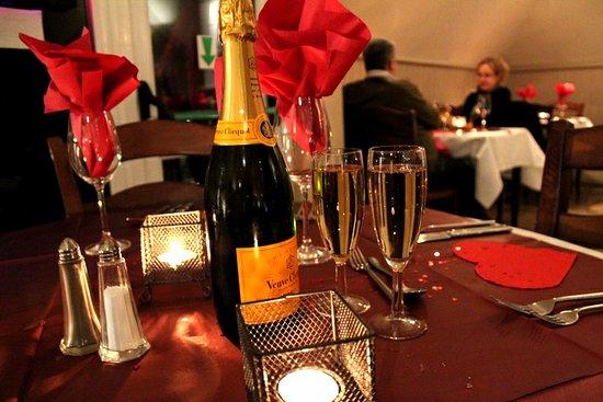 Winchelsea, UK: Romance at The Lodge