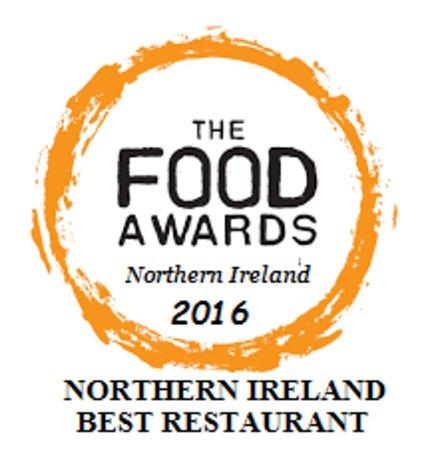 Dungannon, UK: Won Northern Ireland Best Restaurant 2016