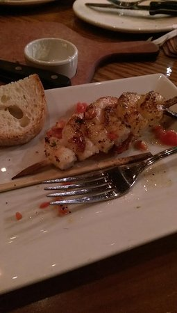 Oxon Hill, MD: Wood grilled shrimp