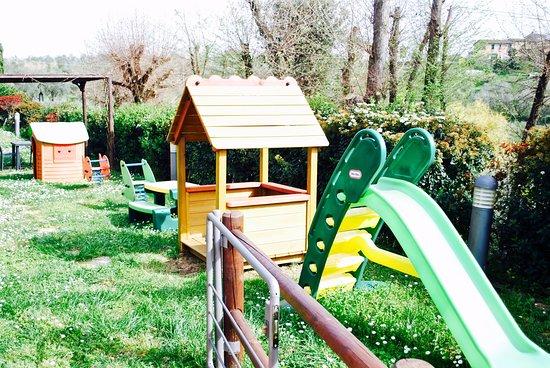 Borgo La Casaccia: kids playground