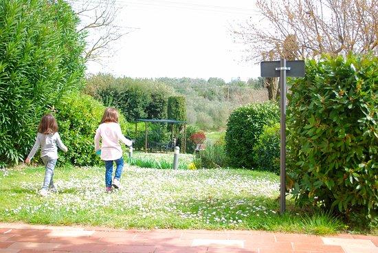 Borgo La Casaccia: Little Guests