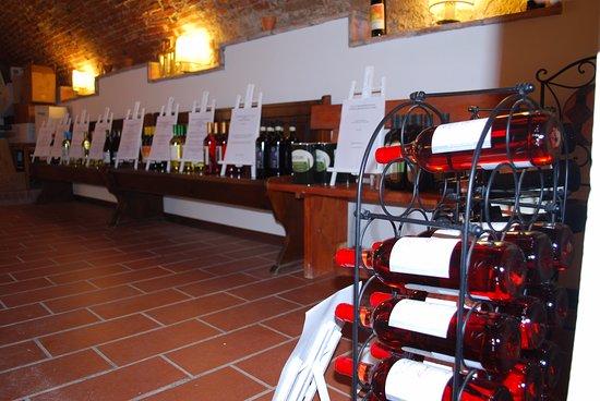 Borgo La Casaccia: The Tavern