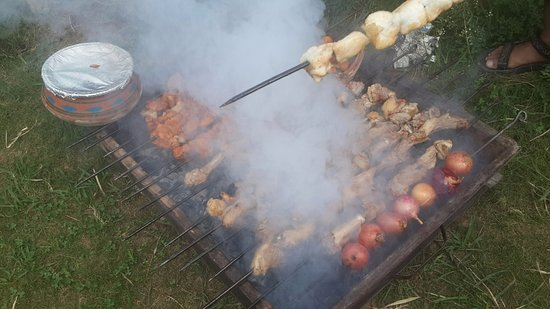 Murree, Pakistan: Best place to have live BBQ