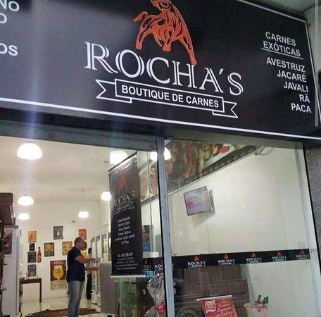 Rocha's Boutique De Carnes Nobres: Carnex exóticas e carnes nobres
