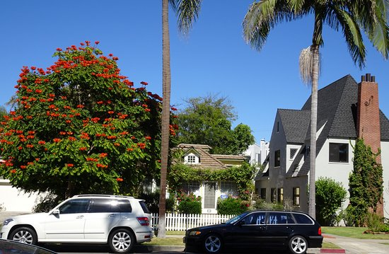 This is the oldest house on Coronado Island.