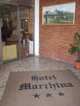 Foto de Hotel Marchina