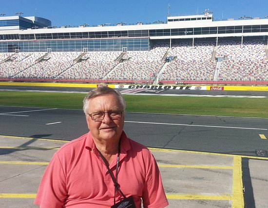 Concord, NC: Charlotte Speedway