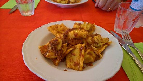 Vicchio, Italia: che buoni