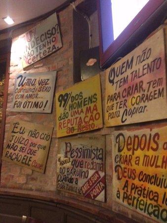 Foto De Vintage Craft Pub Porto Alegre Frases De Buteco