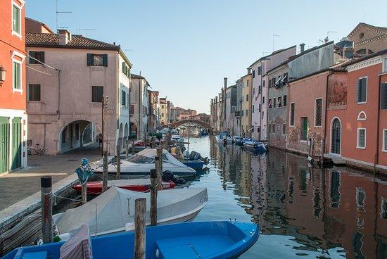 Chioggia, Italy: Canale