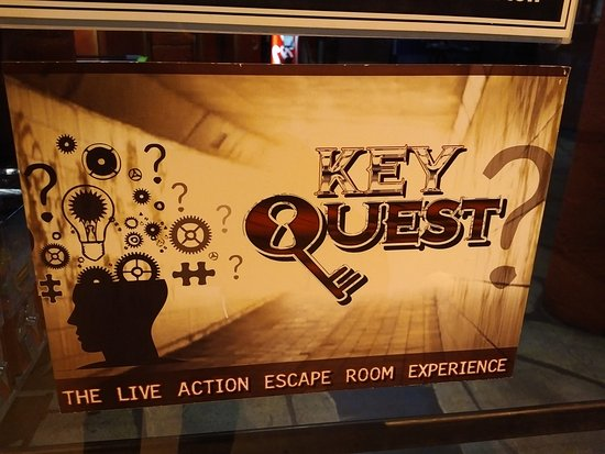 Key Quest Escape Room