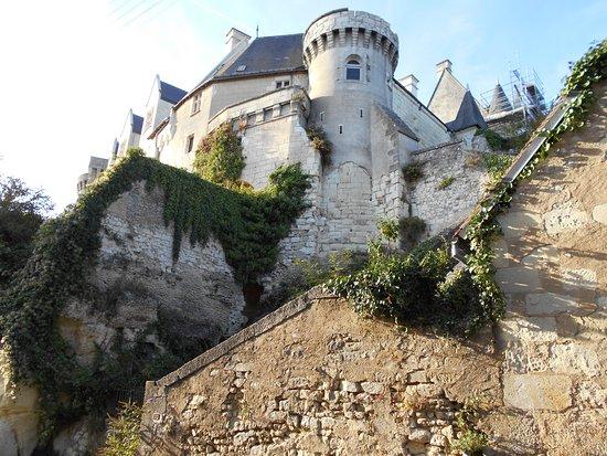 Indre, Fransa: Palluau-Frontenac from below