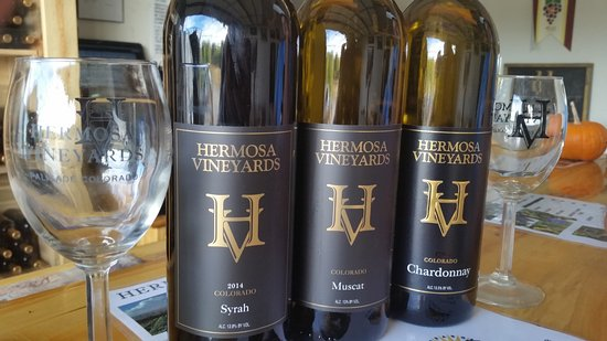 Hermosa Vineyards: Our favorites