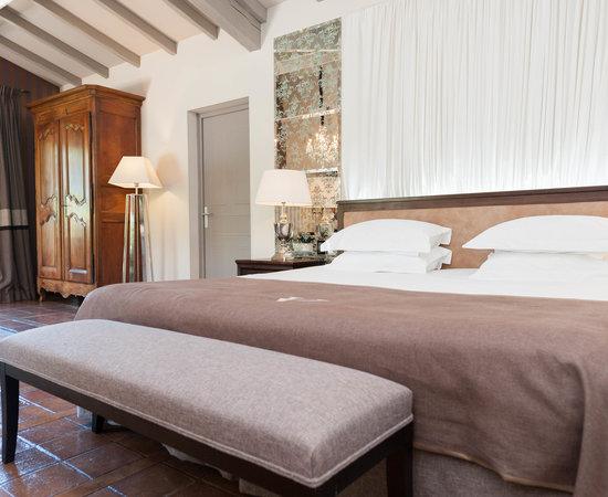 The Van Gogh Suite at the Hotel Le Vallon de Valrugues & Spa