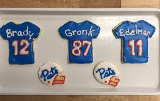 Ludlow, Вермонт: Cookies