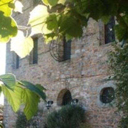 Lafkos, Hellas: The mansion