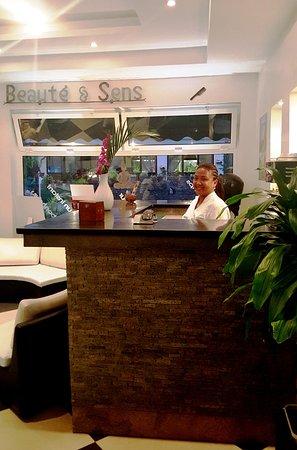 Hotel Gregoire: Centre de Beauté, spa et Fitness
