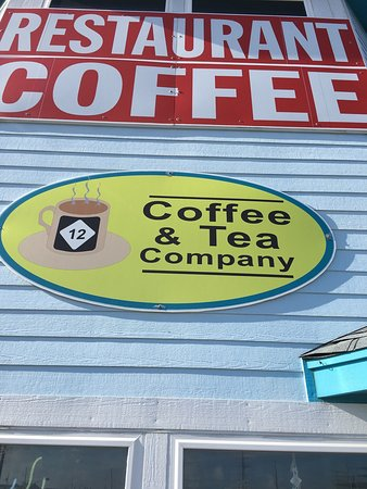 Rodanthe, Carolina del Nord: Forbes Candies and Coffee