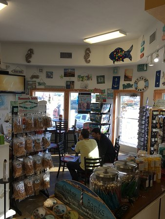 Rodanthe, NC: Forbes Candies and Coffee