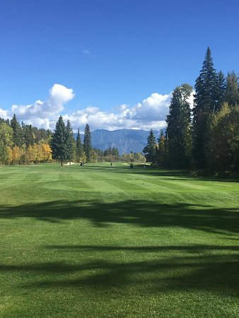 Cranbrook, Canada: Beautiful Course