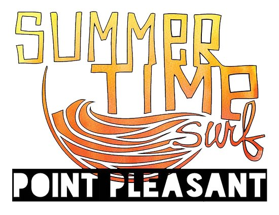 Summertime Surf School - Point Pleasant Beach