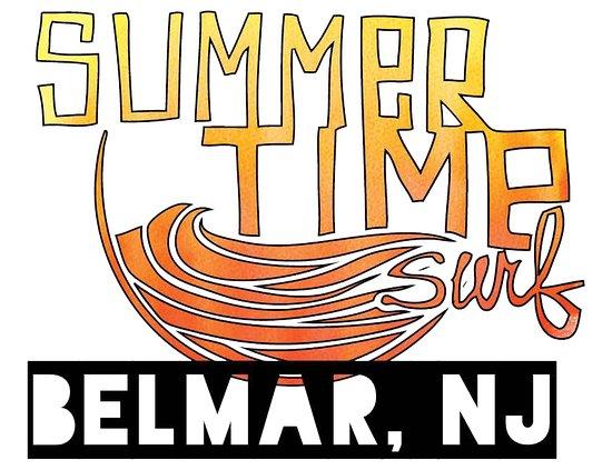 Summertime Surf School Belmar