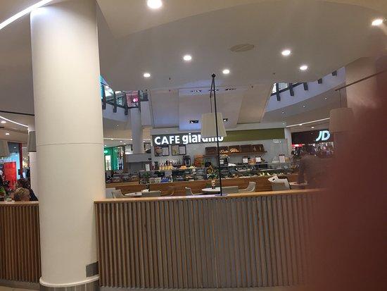 West Thurrock, UK: Cafe Giardino