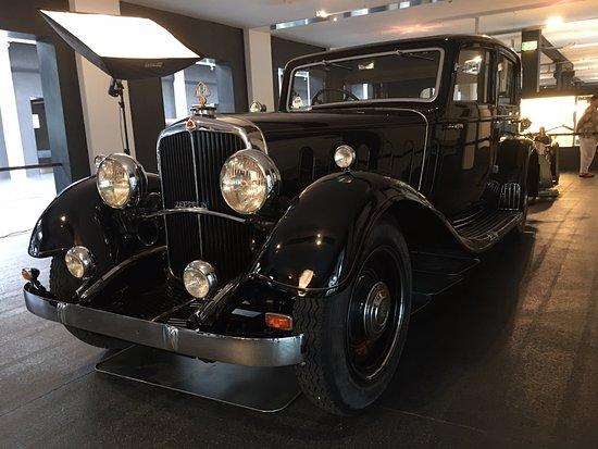 Museum für historische Maybach-Fahrzeuge: A tank