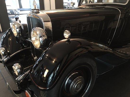 Museum für historische Maybach-Fahrzeuge: Gorgeous details