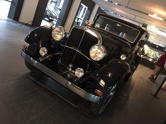 Museum für historische Maybach-Fahrzeuge: Beautiful vehicle